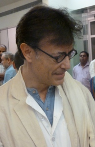 Paulo Barone, February 2013, Mumbai